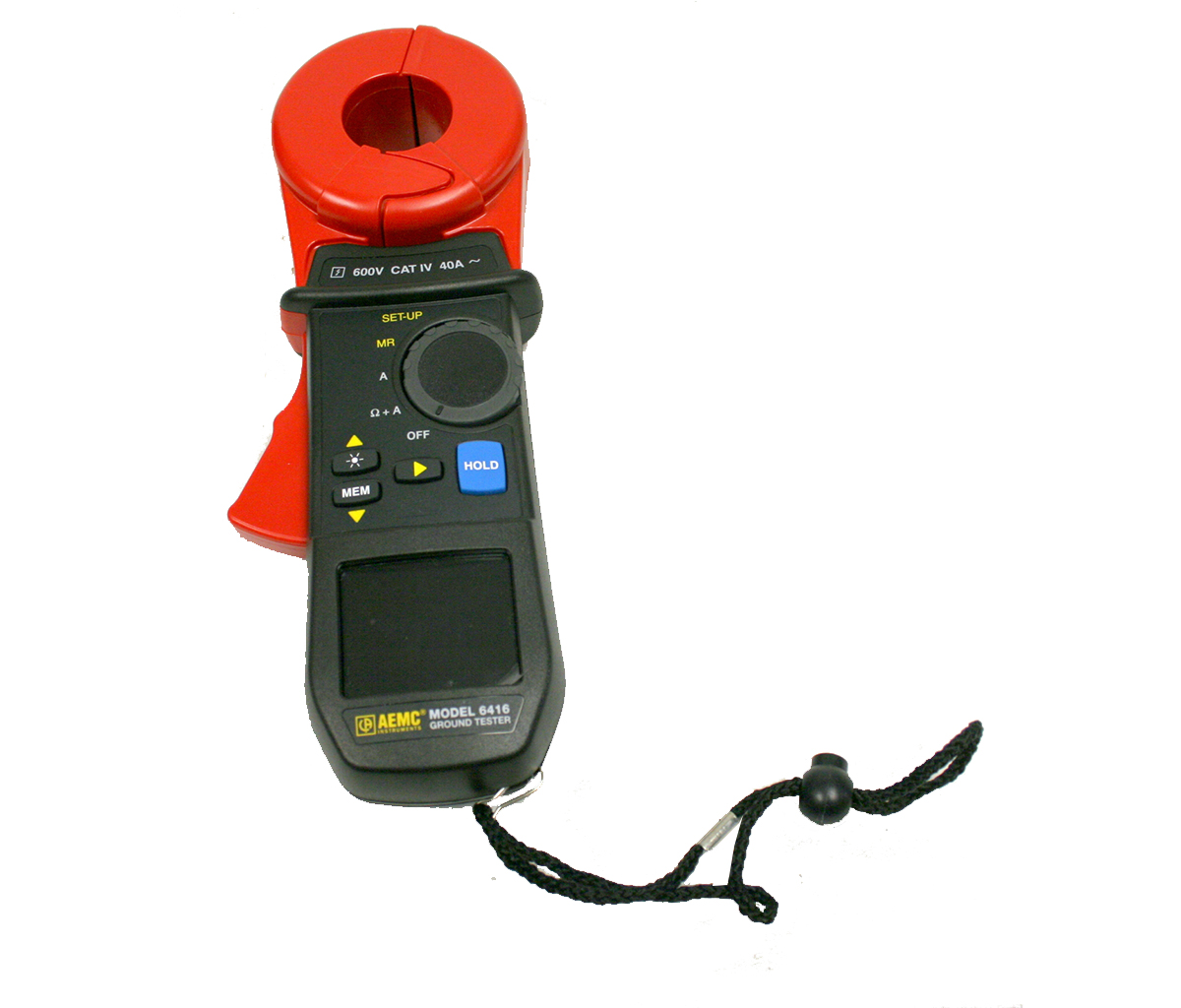 AEMC 6416 Ground Resistance Tester for Rent | TRS-RenTelco