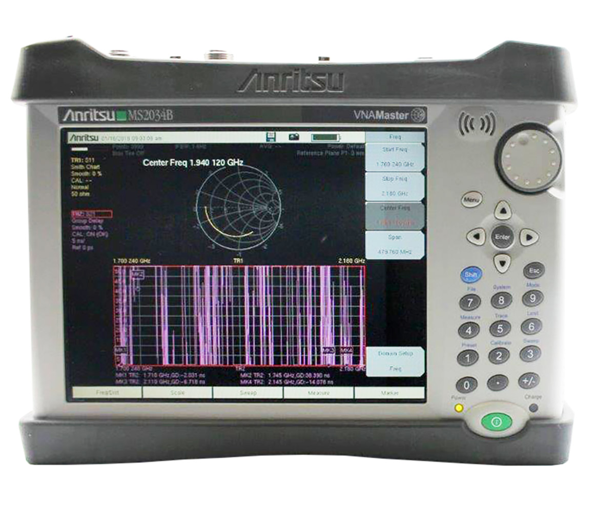 Anritsu MS2034B for Lease or Rent
