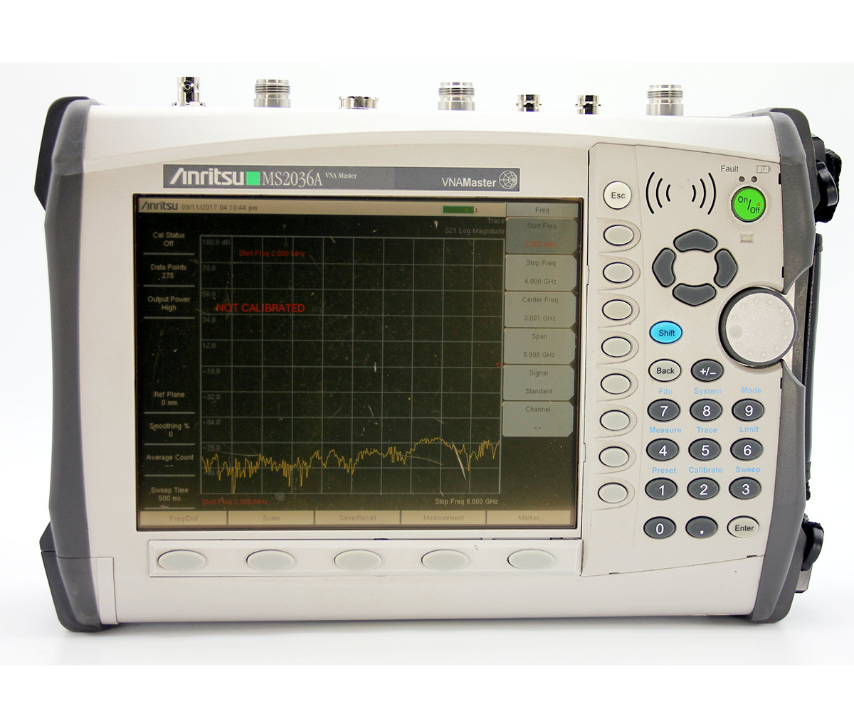 Anritsu MS2036A for Lease, Rent, or Buy | TRS-RenTelco