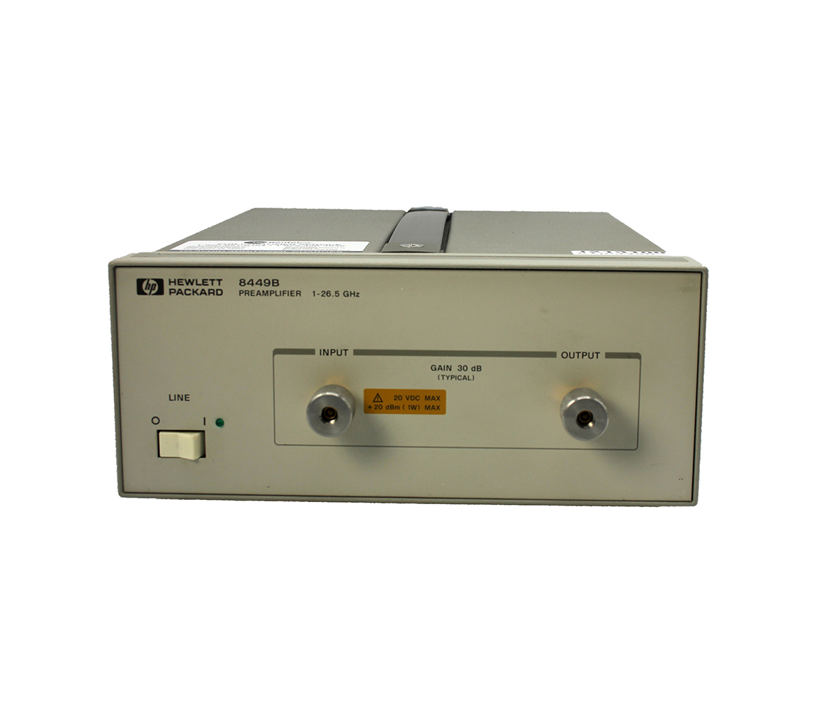 Keysight (Formerly Agilent) 8449B for Lease or Rent