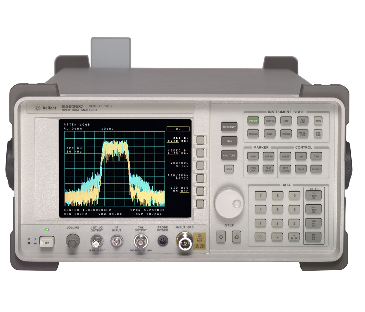 Keysight (Formerly Agilent) 8563EC for Lease, Rent or Buy | TRS-RenTelco