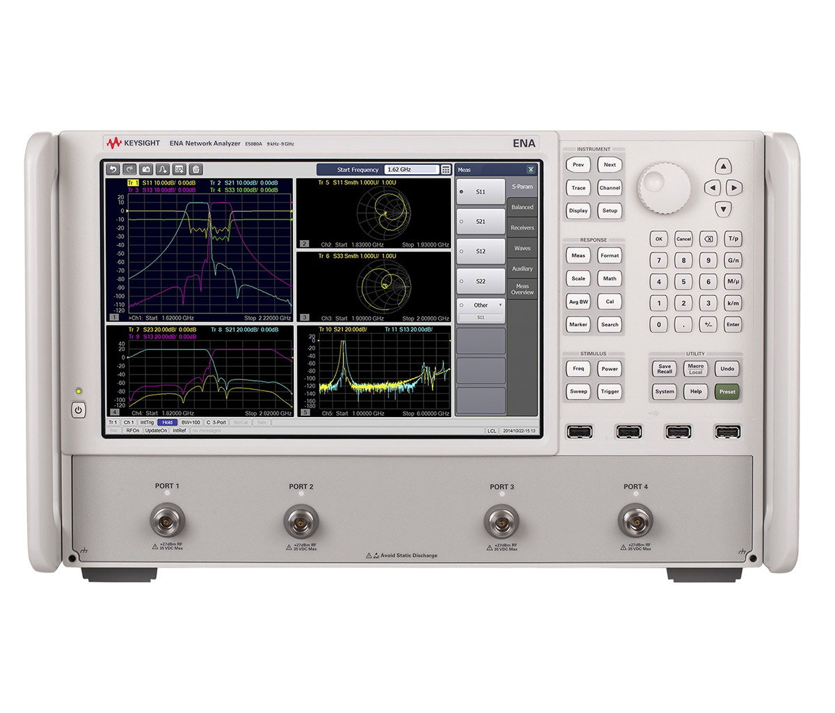 Keysight (Formerly Agilent) E5080A-495 for Lease, Rent or Buy | TRS-RenTelco