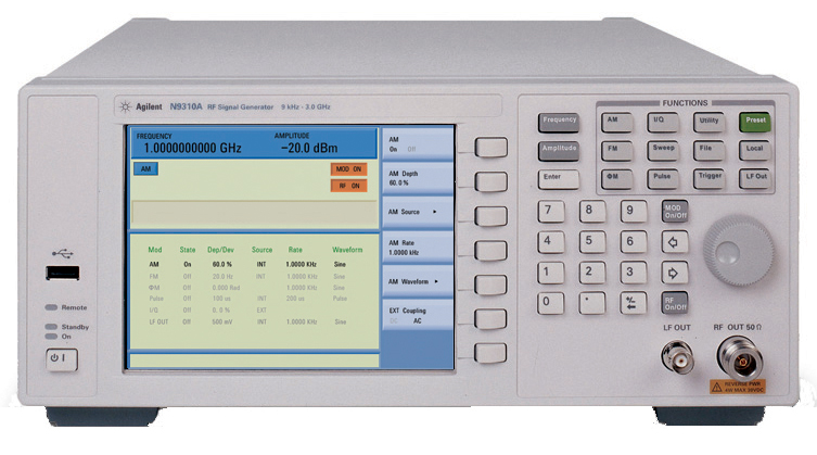 Keysight (Agilent) N9010A-507 Spectrum Analyzer Rentals | TRS-RenTelco