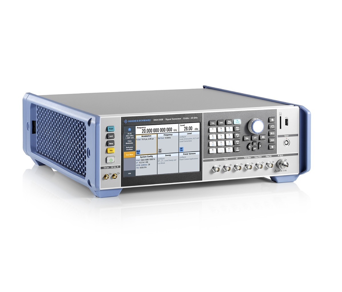 Rohde & Schwarz SMA100B-B120 for Lease, Rent or Buy | TRS-RenTelco